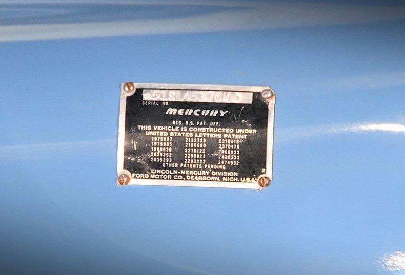 1951 Mercury Monterey Image 23