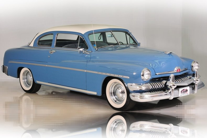 1951 Mercury Monterey Image 43