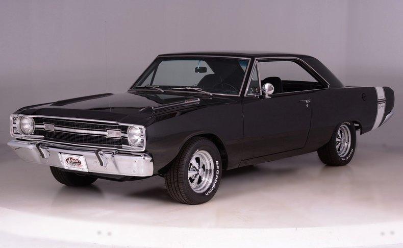 1969 Dodge Dart Image 8