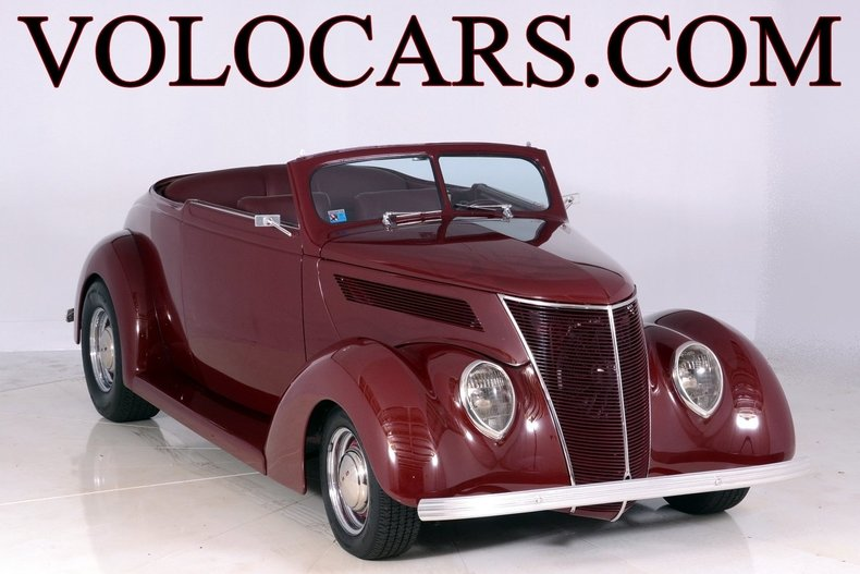 1937 Ford  Image 1