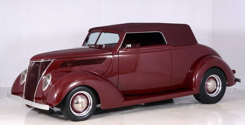 1937 Ford  Image 36