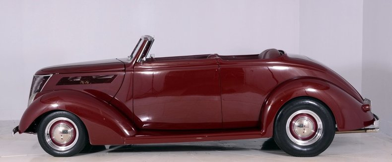 1937 Ford  Image 46