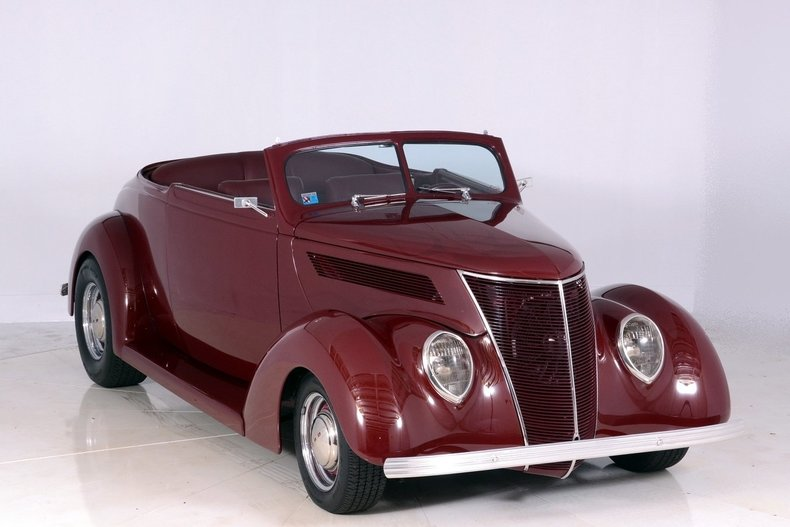 1937 Ford  Image 53