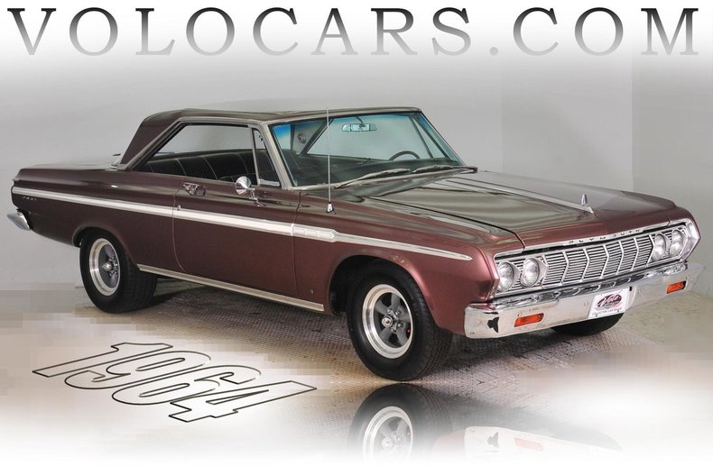 1964 Plymouth Fury Image 1