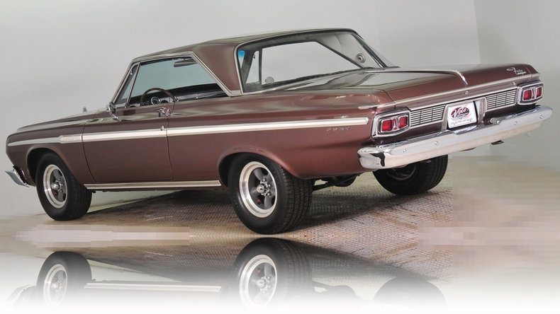 1964 Plymouth Fury Image 3