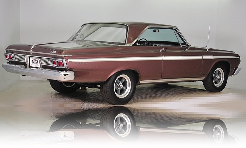 1964 Plymouth Fury Image 9