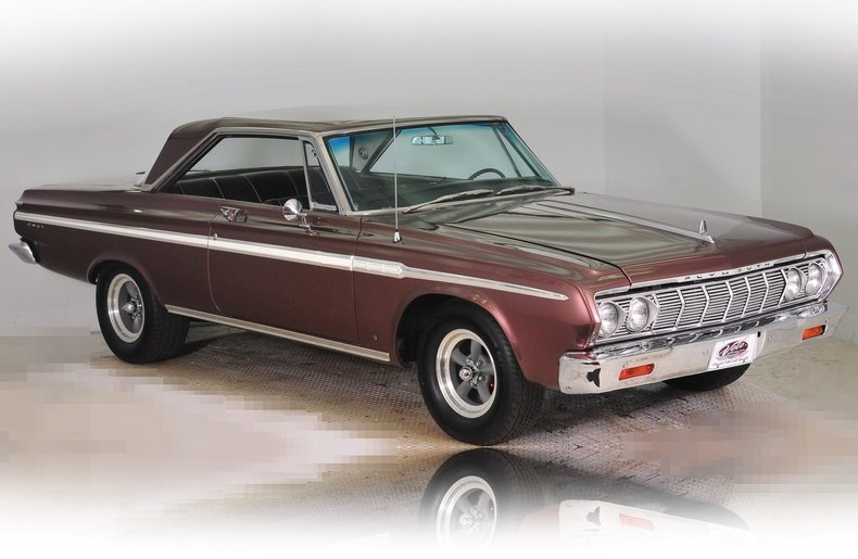 1964 Plymouth Fury Image 11