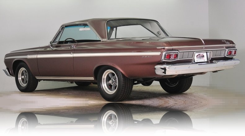 1964 Plymouth Fury Image 15