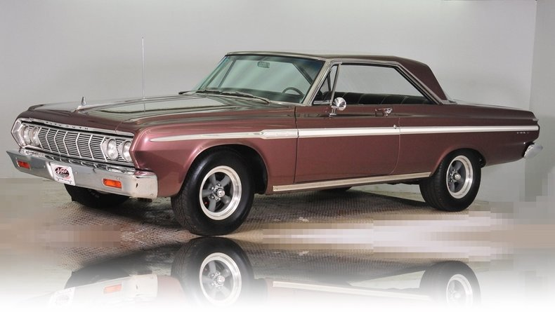 1964 Plymouth Fury Image 21