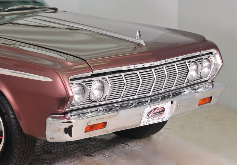 1964 Plymouth Fury Image 25