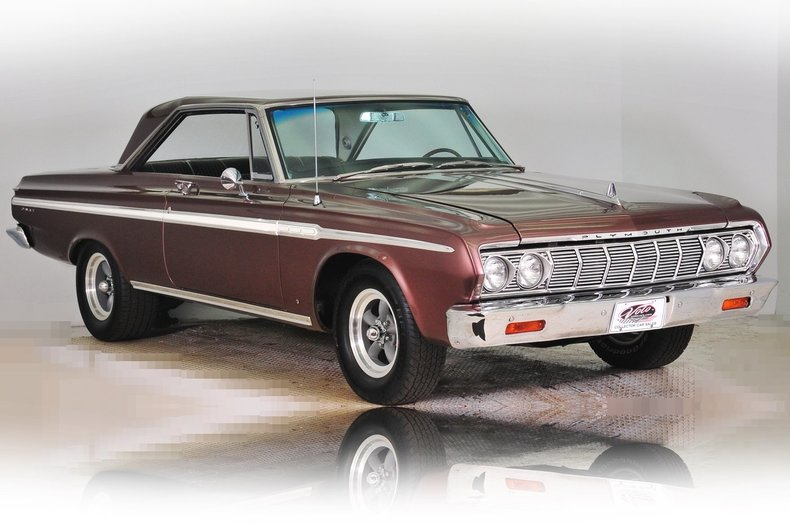 1964 Plymouth Fury Image 26