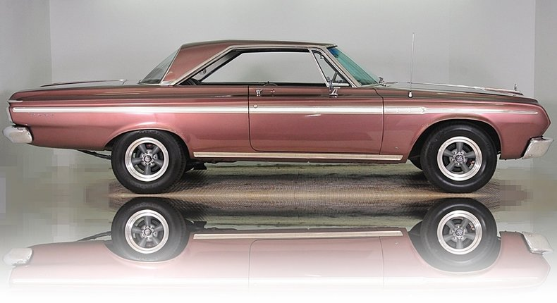 1964 Plymouth Fury Image 31