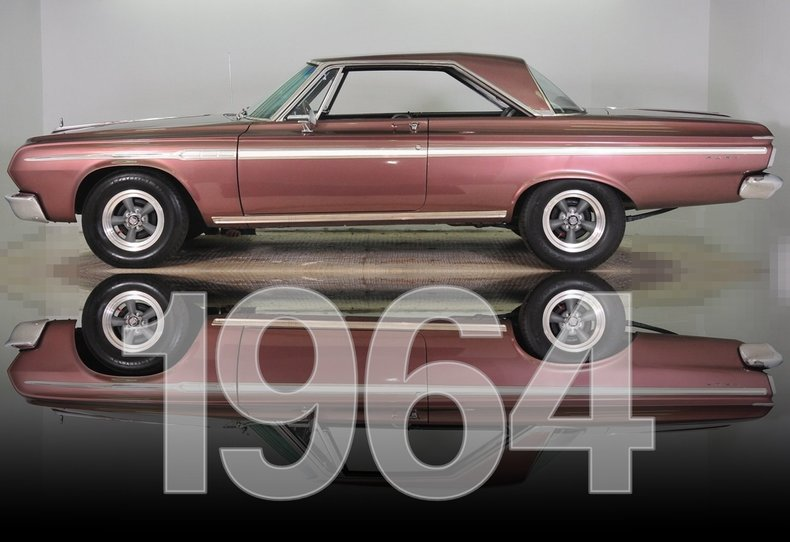 1964 Plymouth Fury Image 42