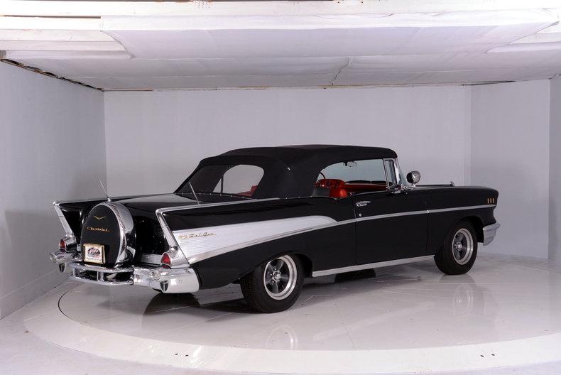 1957 Chevrolet Bel Air Image 4