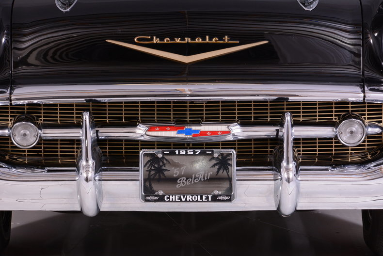 1957 Chevrolet Bel Air Image 16