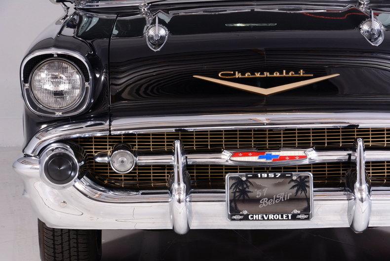 1957 Chevrolet Bel Air Image 25