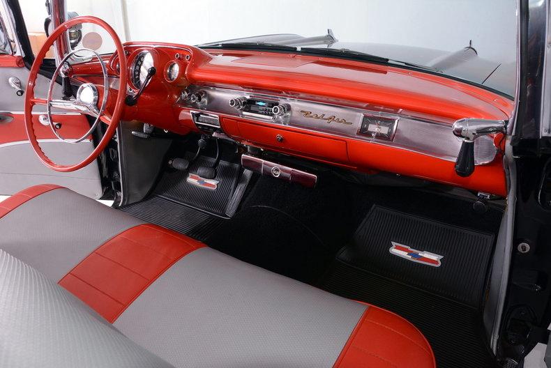 1957 Chevrolet Bel Air Image 37