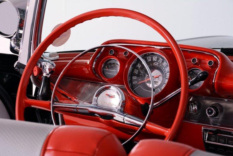 1957 Chevrolet Bel Air Image 54