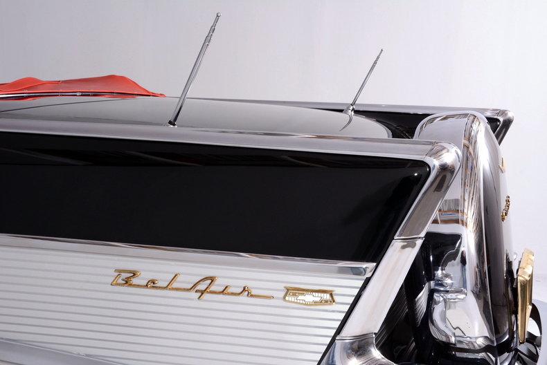 1957 Chevrolet Bel Air Image 55