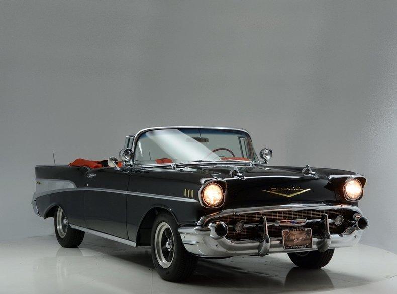 1957 Chevrolet Bel Air Image 58