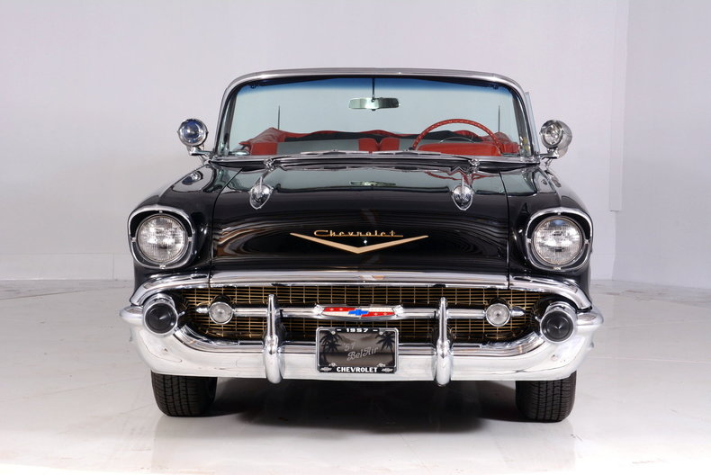 1957 Chevrolet Bel Air Image 61