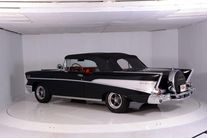 1957 Chevrolet Bel Air Image 64