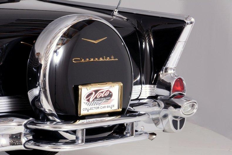 1957 Chevrolet Bel Air Image 75