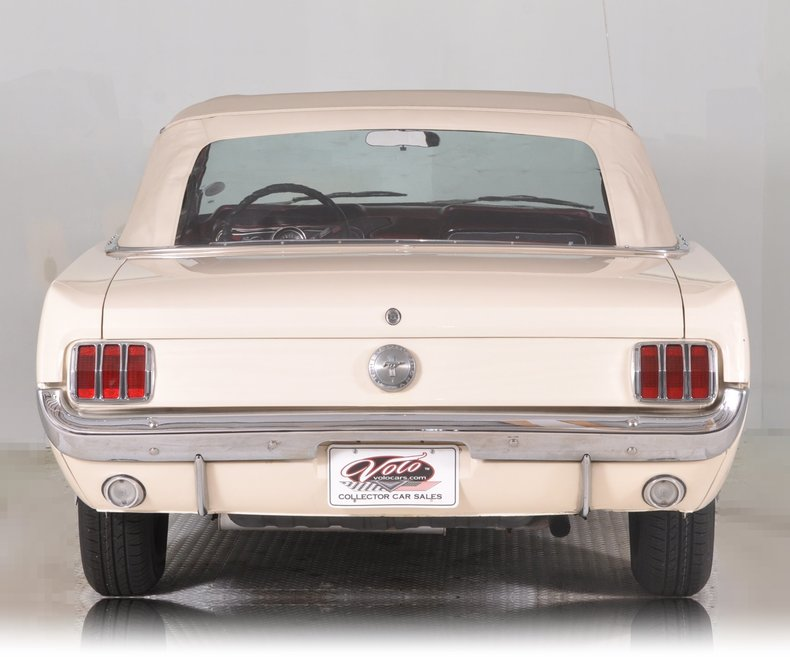 1966 Ford Mustang Image 9
