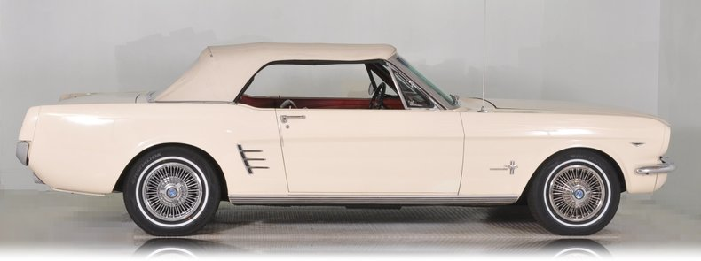 1966 Ford Mustang Image 85