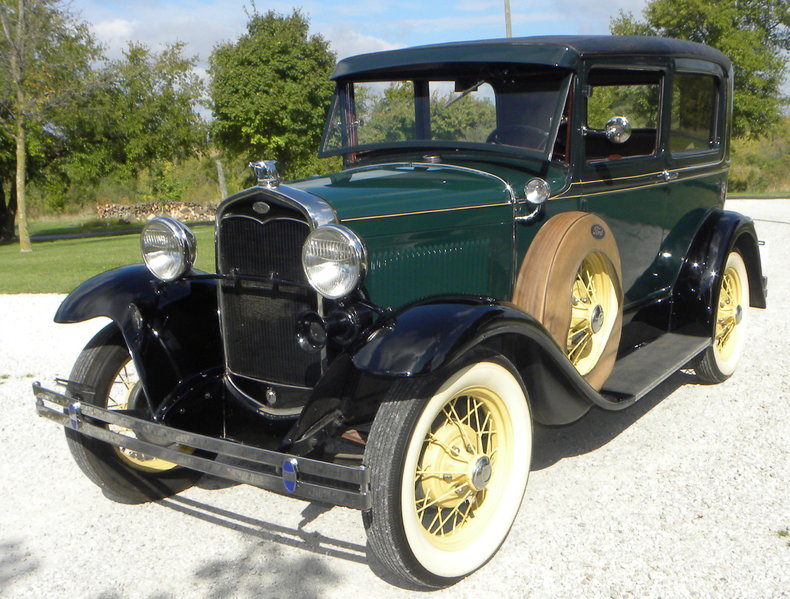 1931 Ford Model A Image 3