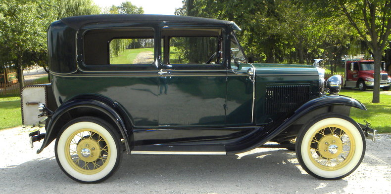 1931 Ford Model A Image 8