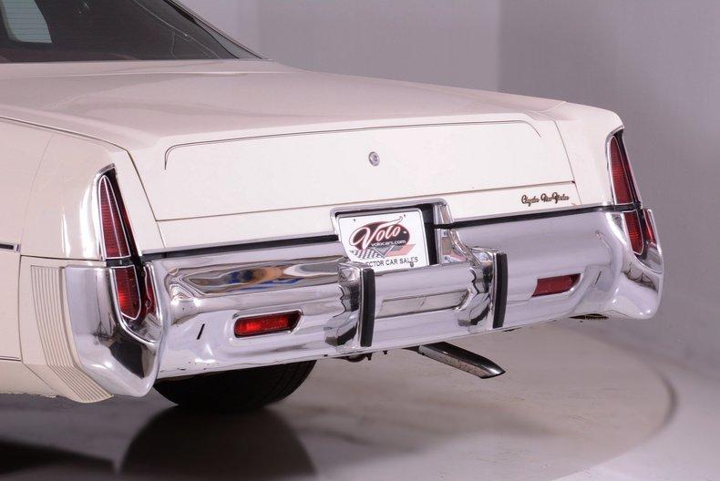 1977 Chrysler New Yorker Image 9