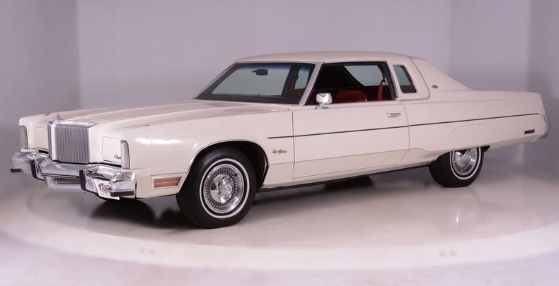 1977 Chrysler New Yorker Image 12
