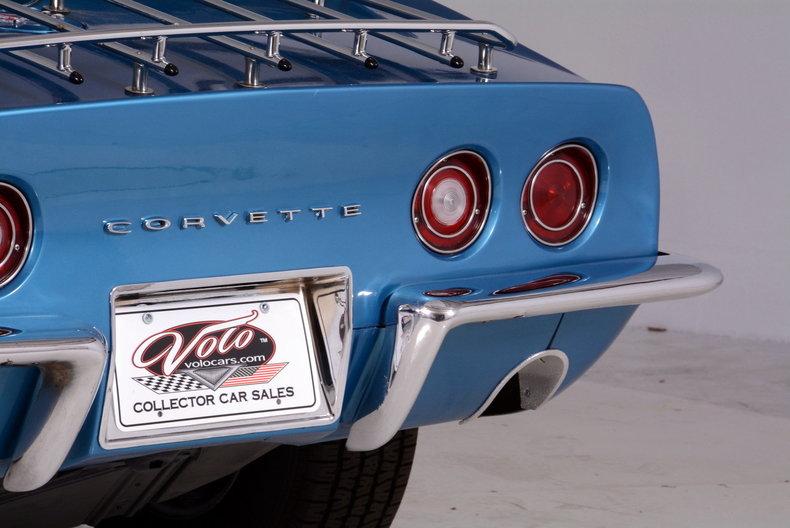 1969 Chevrolet Corvette Image 9