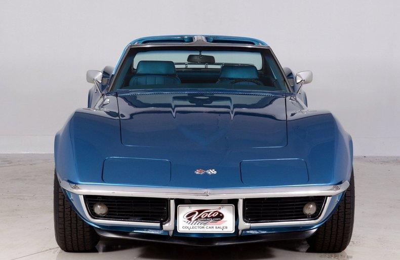 1969 Chevrolet Corvette Image 14