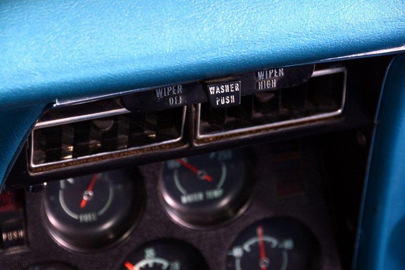 1969 Chevrolet Corvette Image 18