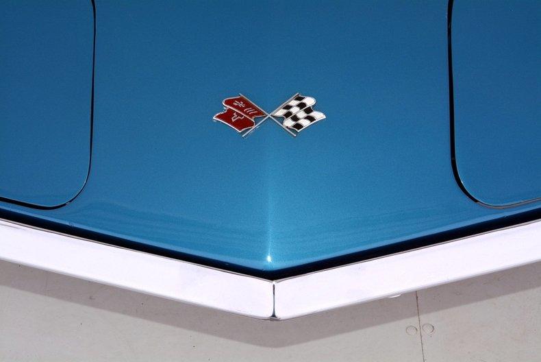 1969 Chevrolet Corvette Image 25