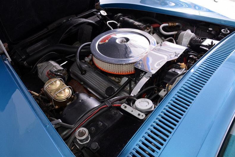 1969 Chevrolet Corvette Image 31