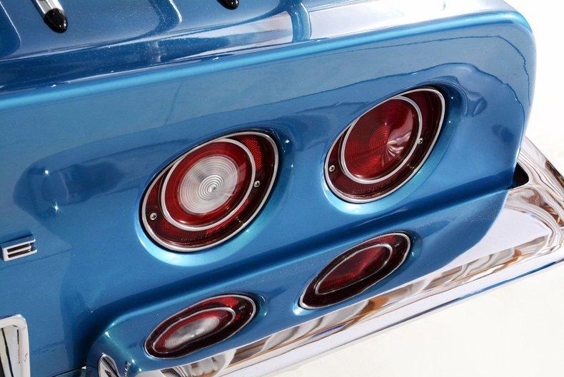 1969 Chevrolet Corvette Image 34
