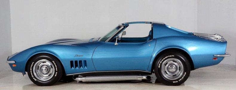 1969 Chevrolet Corvette Image 42