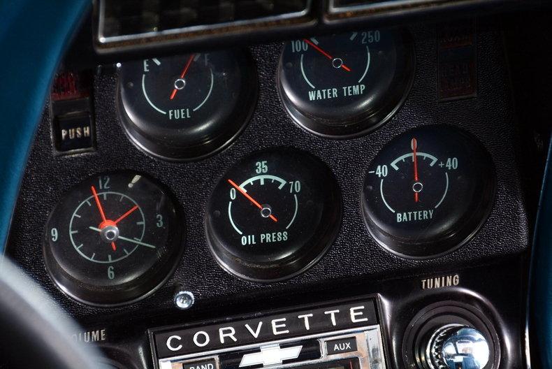 1969 Chevrolet Corvette Image 45