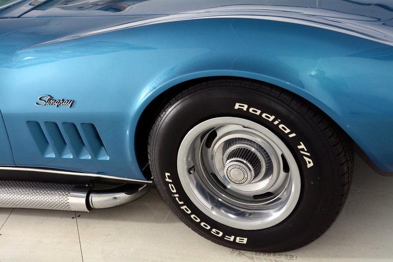 1969 Chevrolet Corvette Image 48