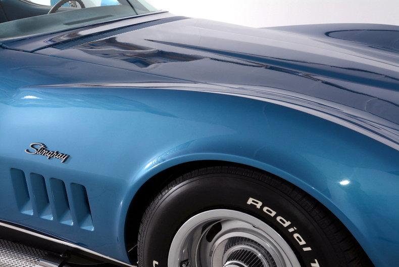 1969 Chevrolet Corvette Image 54