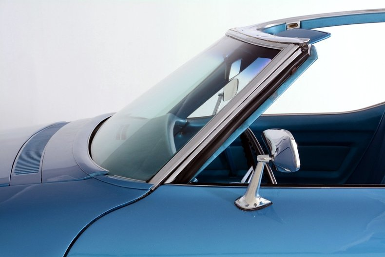 1969 Chevrolet Corvette Image 66