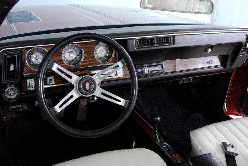 1972 Oldsmobile 442 Image 2