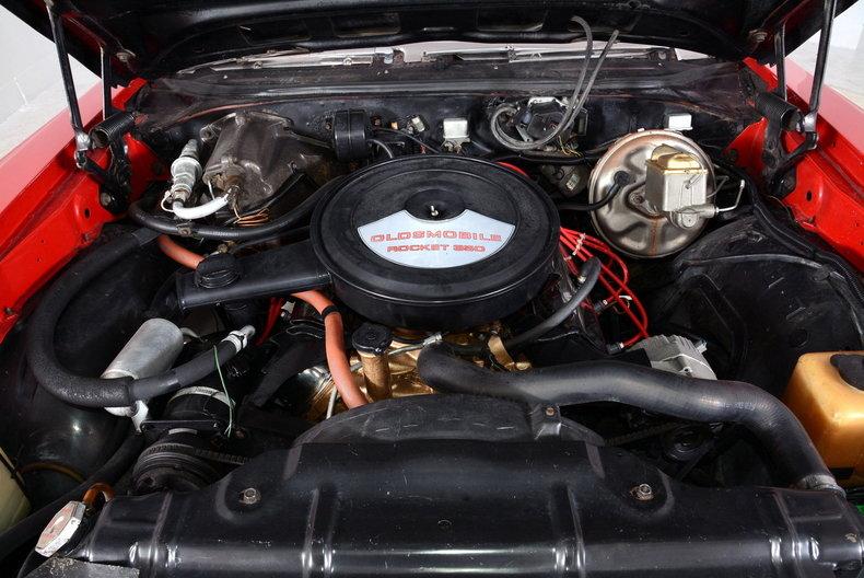 1972 Oldsmobile 442 Image 4
