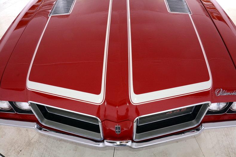 1972 Oldsmobile 442 Image 5