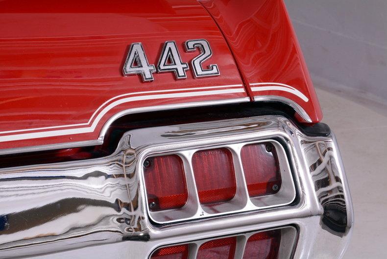 1972 Oldsmobile 442 Image 8