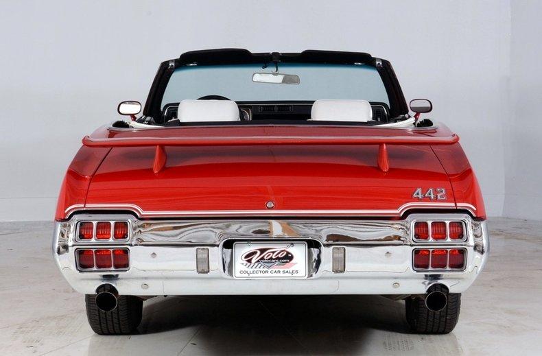 1972 Oldsmobile 442 Image 14
