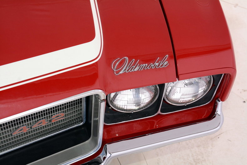 1972 Oldsmobile 442 Image 24